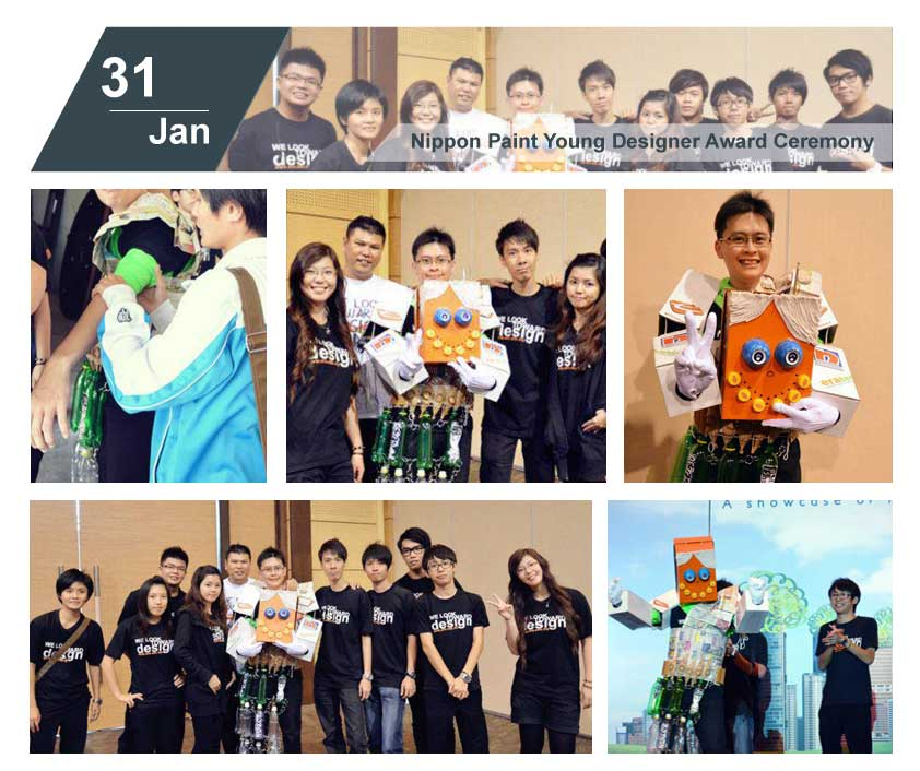 Nippon Paint Young Designer Award Ceremony